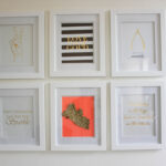 Gallery Wall || CanCanRoynelle.com