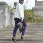 Purple Pants || CancanRoynelle.com