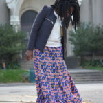 African Outfit: Maxi Skirt || CancanRoynelle.com