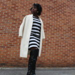 Black and White Stripe || CancanRoynelle.com