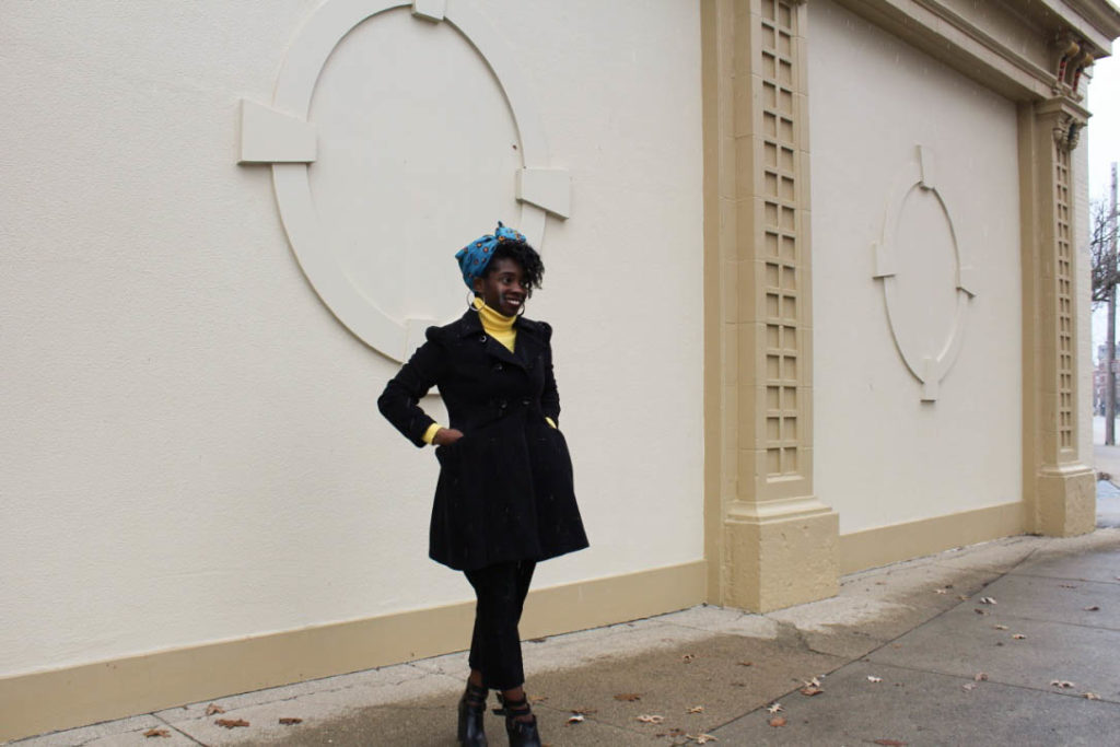 Black and Yellow || CancanRoynelle.com