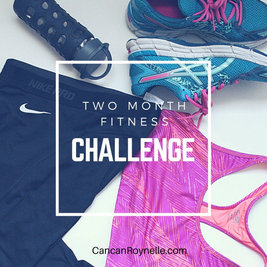 Fitness Challenge: Week 6 || CancanRoynelle.com