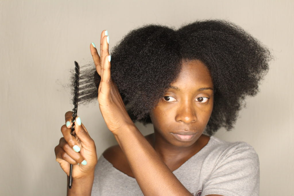 How To: Dust Your Ends || CancanRoynelle.com