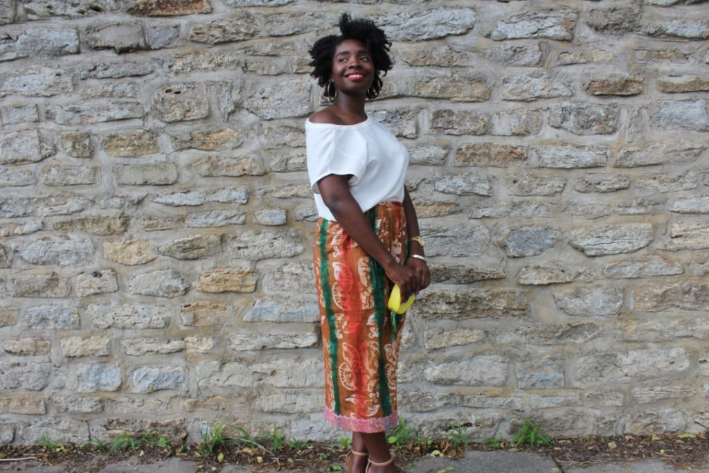 One Outfit 3 Ways: African Outfit Part III