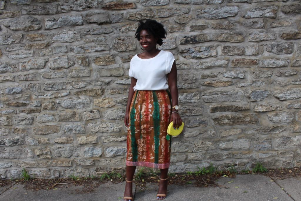 One Outfit 3 Ways: African Outfit Part II    CancanRoynelle.com