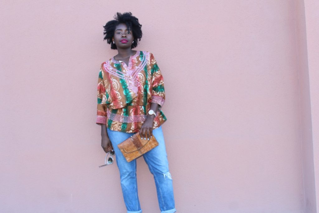 One Outfit 3 Ways: African Outfit Part II