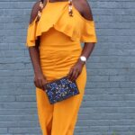 Yellow Jumpsuit || CancanRoynelle.com
