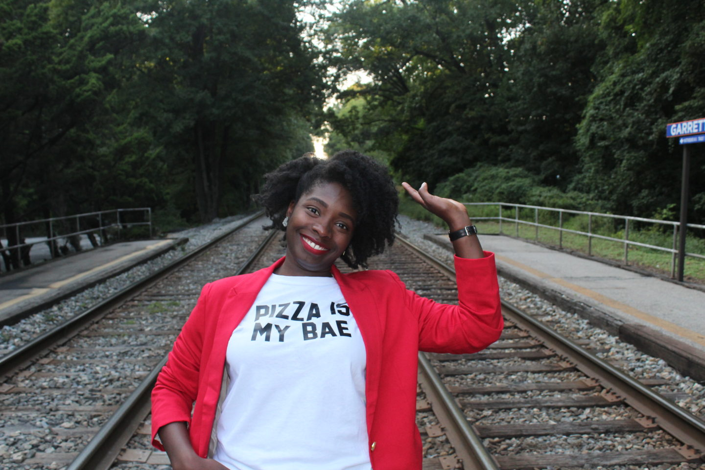 Pizza is My Bae || CancanRoynelle.com