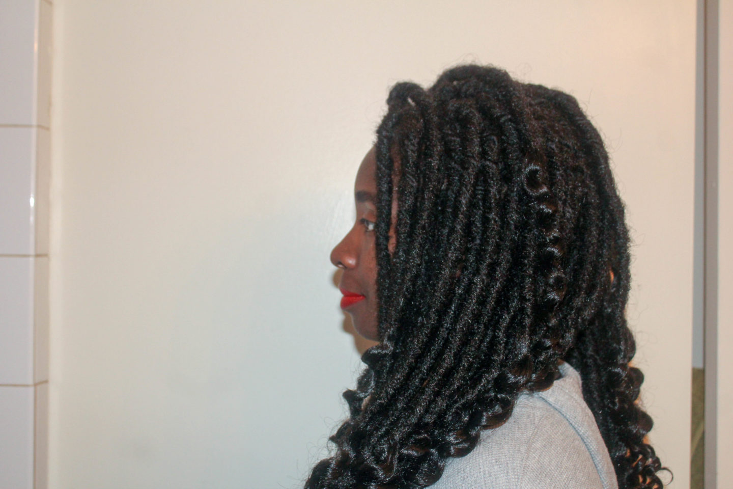 Protective Hairstyles: Crochet Braids || CanCanRoynelle.com